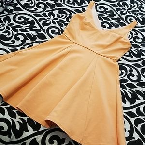 ABS Fit & Flare Dress